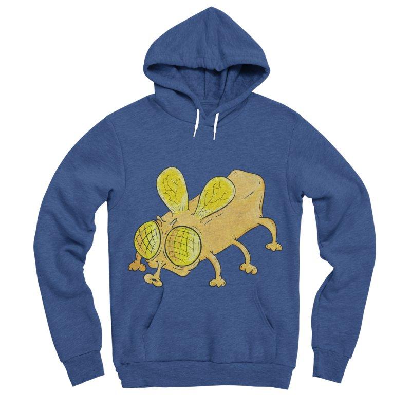 Butterfly Women's Sponge Fleece Pullover Hoody by The Last Tsunami's Artist Shop