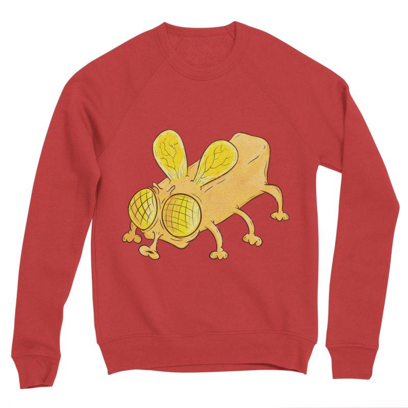 Butterfly Women's Sponge Fleece Sweatshirt by The Last Tsunami's Artist Shop