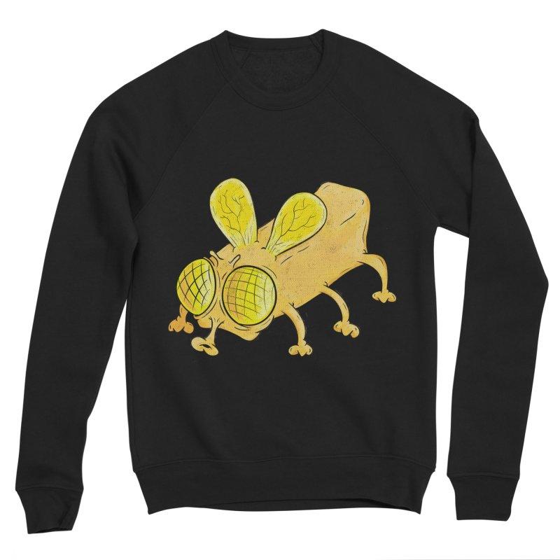 Butterfly Men's Sponge Fleece Sweatshirt by The Last Tsunami's Artist Shop