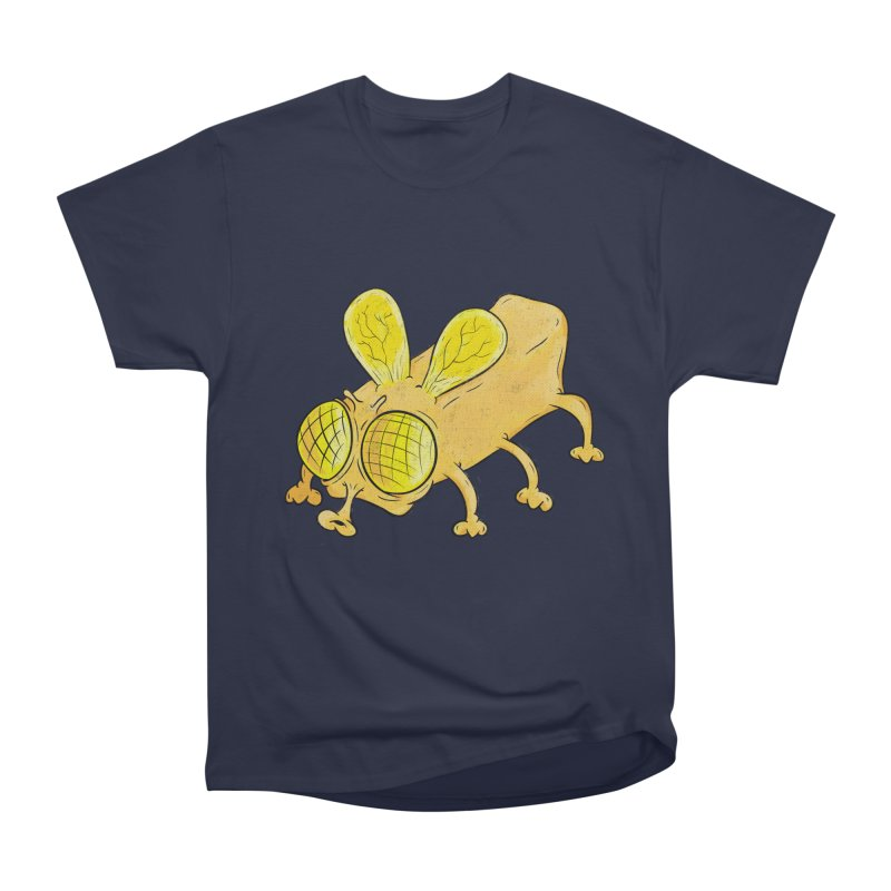 Butterfly Men's Heavyweight T-Shirt by The Last Tsunami's Artist Shop