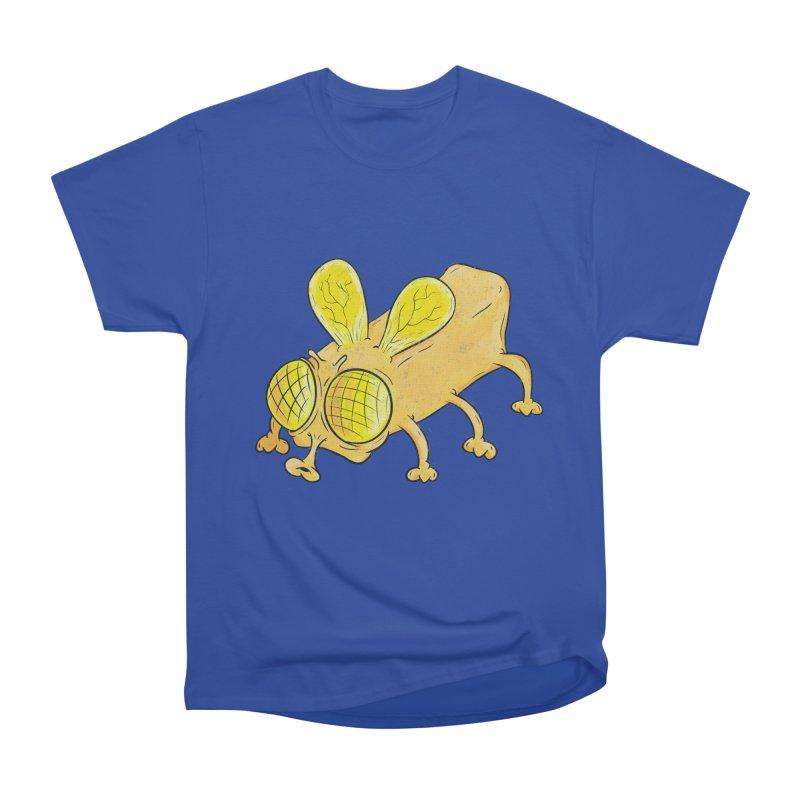 Butterfly Men's Heavyweight T-Shirt by The Last Tsunami's Artist Shop