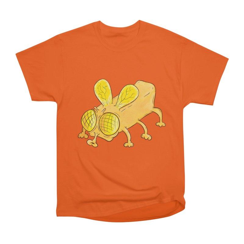 Butterfly Women's Heavyweight Unisex T-Shirt by The Last Tsunami's Artist Shop