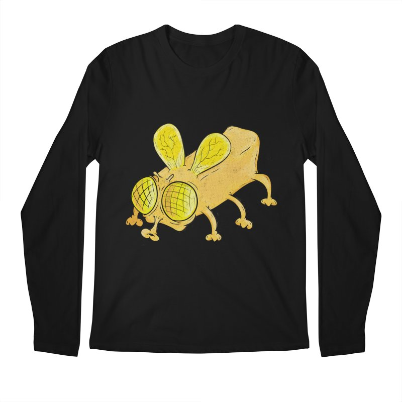 Butterfly Men's Regular Longsleeve T-Shirt by The Last Tsunami's Artist Shop
