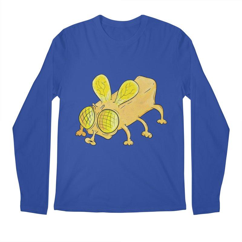 Butterfly Men's Regular Longsleeve T-Shirt by The Last Tsunami's Artist Shop