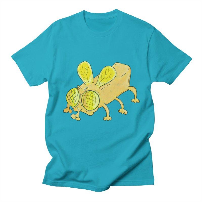 Butterfly Men's Regular T-Shirt by The Last Tsunami's Artist Shop