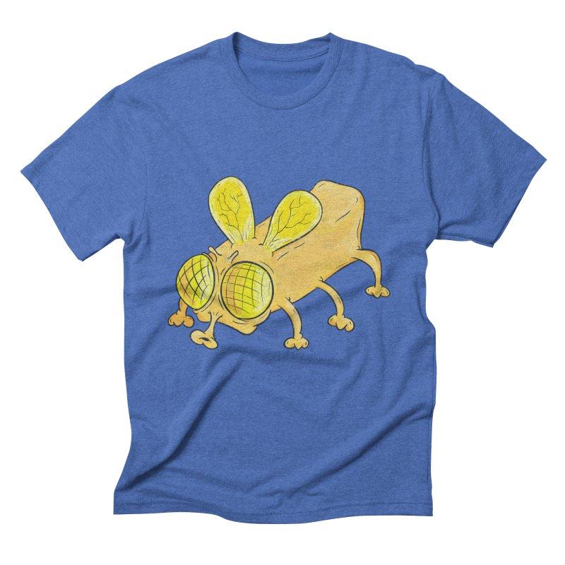 Butterfly Men's Triblend T-Shirt by The Last Tsunami's Artist Shop