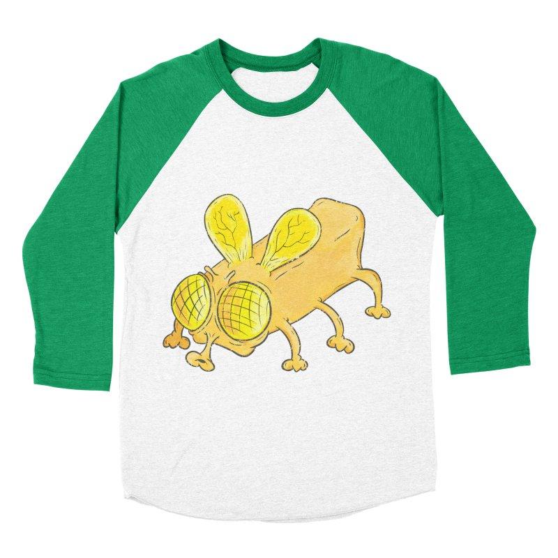 Butterfly Men's Baseball Triblend Longsleeve T-Shirt by The Last Tsunami's Artist Shop