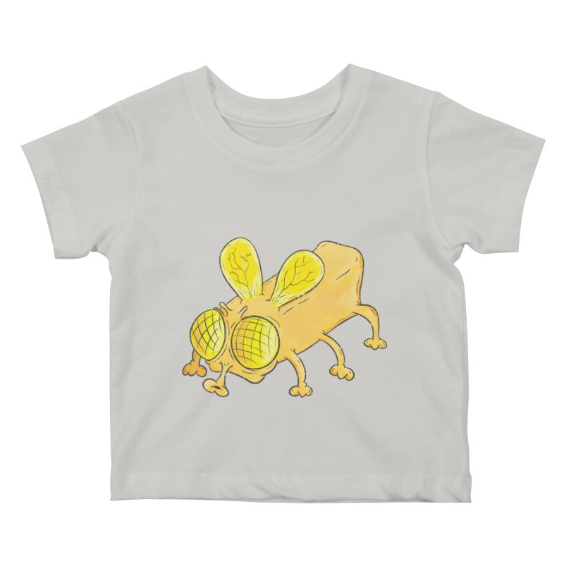 Butterfly Kids Baby T-Shirt by The Last Tsunami's Artist Shop