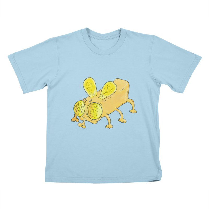 Butterfly Kids T-Shirt by The Last Tsunami's Artist Shop