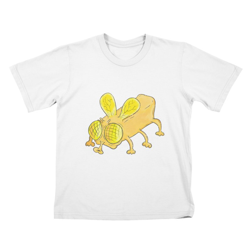 Butterfly Kids T-Shirt by The Last Tsunami's Artist Shop