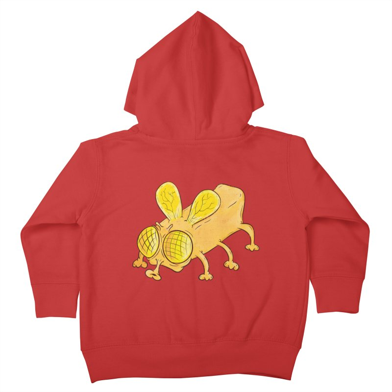 Butterfly Kids Toddler Zip-Up Hoody by The Last Tsunami's Artist Shop