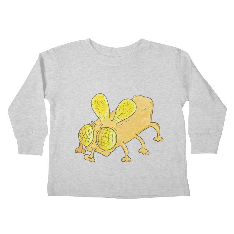 Butterfly Kids Toddler Longsleeve T-Shirt by The Last Tsunami's Artist Shop