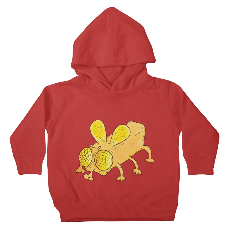 Butterfly Kids Toddler Pullover Hoody by The Last Tsunami's Artist Shop