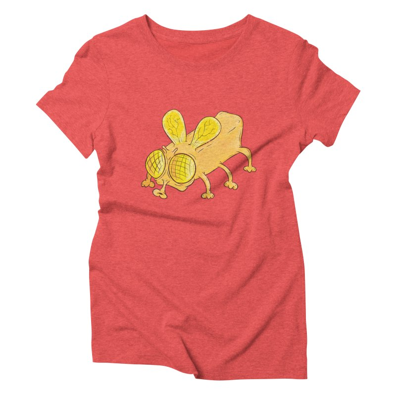 Butterfly Women's Triblend T-Shirt by The Last Tsunami's Artist Shop