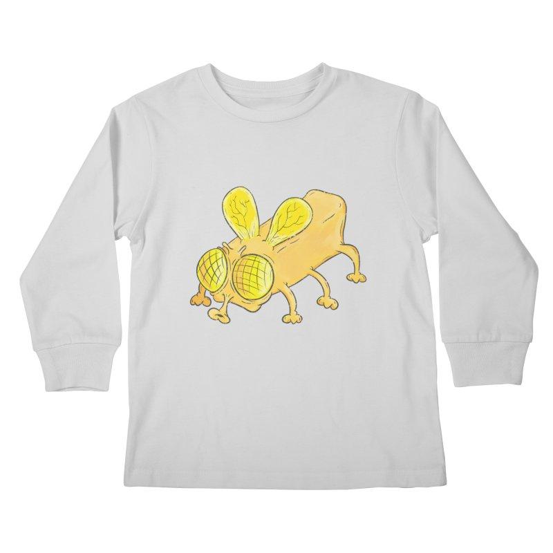 Butterfly Kids Longsleeve T-Shirt by The Last Tsunami's Artist Shop