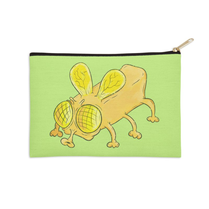 Butterfly Accessories Zip Pouch by The Last Tsunami's Artist Shop