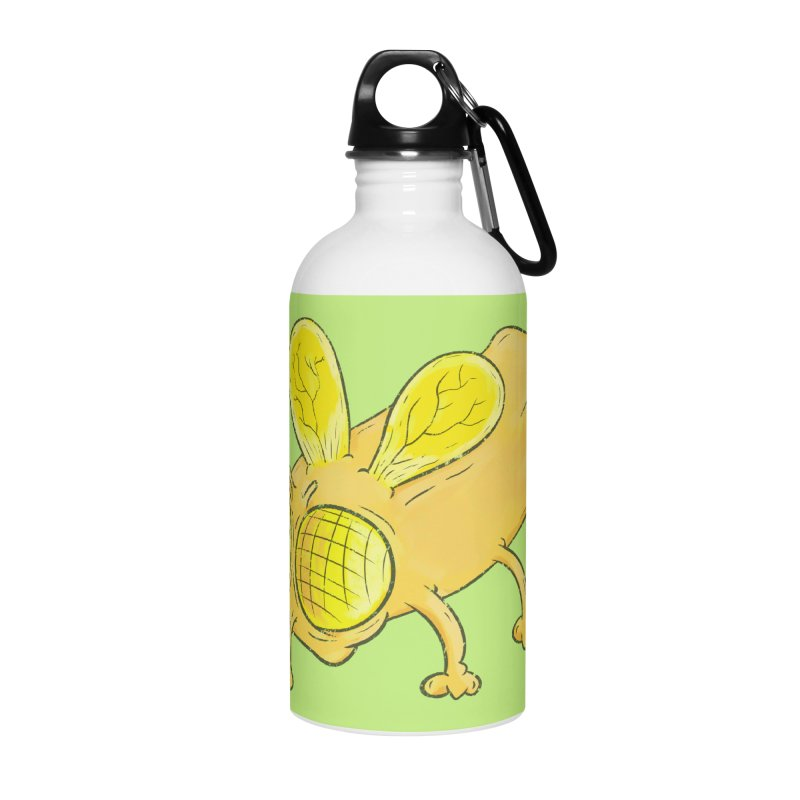 Butterfly Accessories Water Bottle by The Last Tsunami's Artist Shop