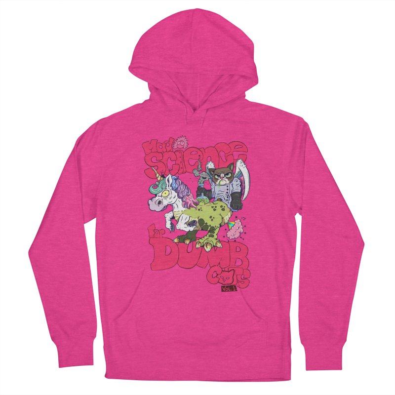 Mad Science for Dumb Cats Vol 1 Men's Pullover Hoody by The Last Tsunami's Artist Shop