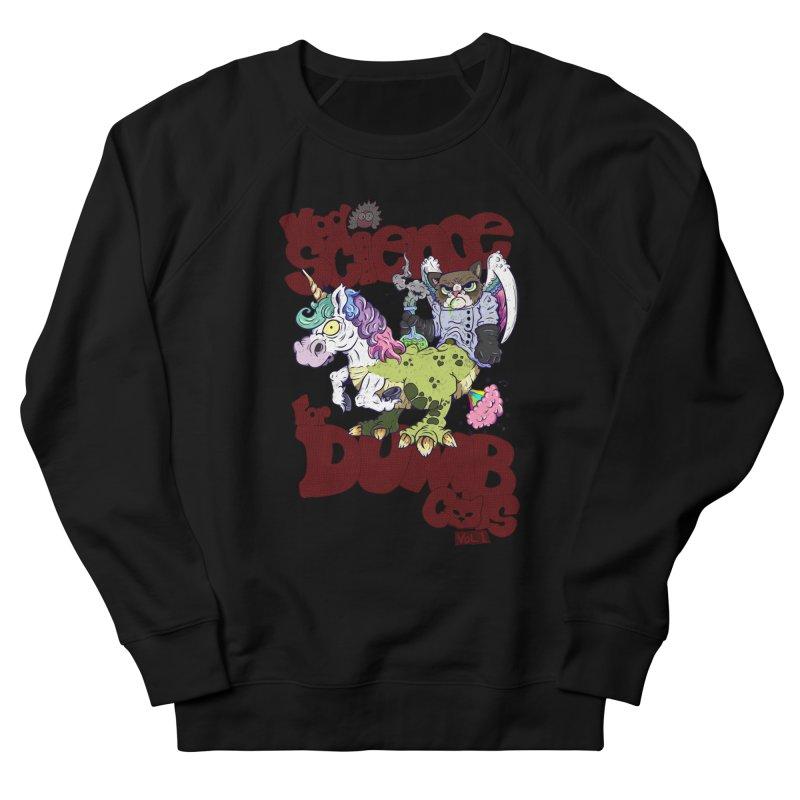 Mad Science for Dumb Cats Vol 1 Men's Sweatshirt by The Last Tsunami's Artist Shop