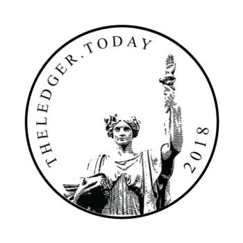 TheLedgerToday's Artist Shop Logo