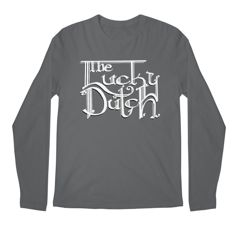 Logo Men's Regular Longsleeve T-Shirt by The Lucky Dutch's Merch Page