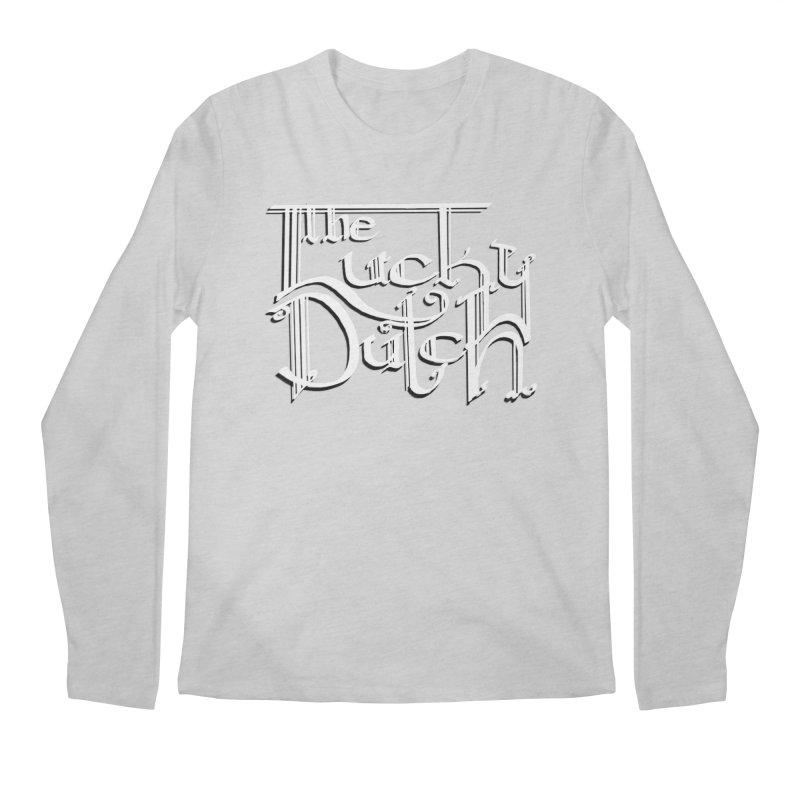 Logo Men's Regular Longsleeve T-Shirt by The Lucky Dutch's Merch Page