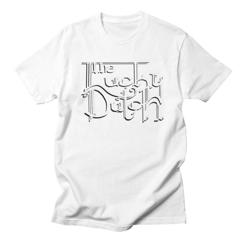 Logo Men's T-Shirt by The Lucky Dutch's Merch Page