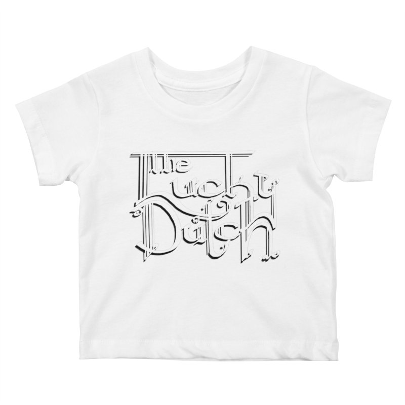 Logo Kids Baby T-Shirt by The Lucky Dutch's Merch Page
