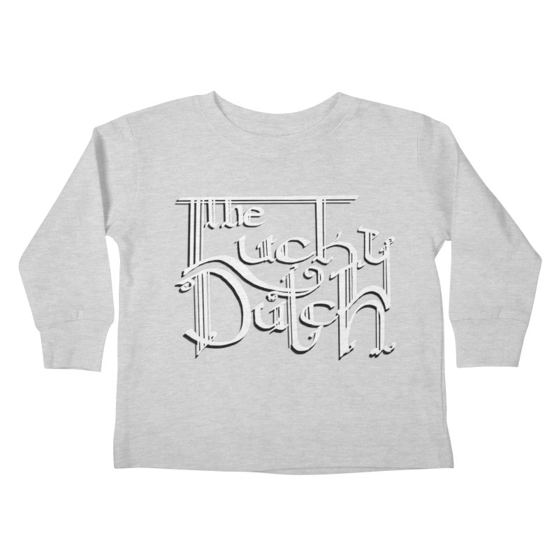 Logo Kids Toddler Longsleeve T-Shirt by The Lucky Dutch's Merch Page