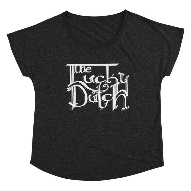 Logo Women's Dolman Scoop Neck by The Lucky Dutch's Merch Page