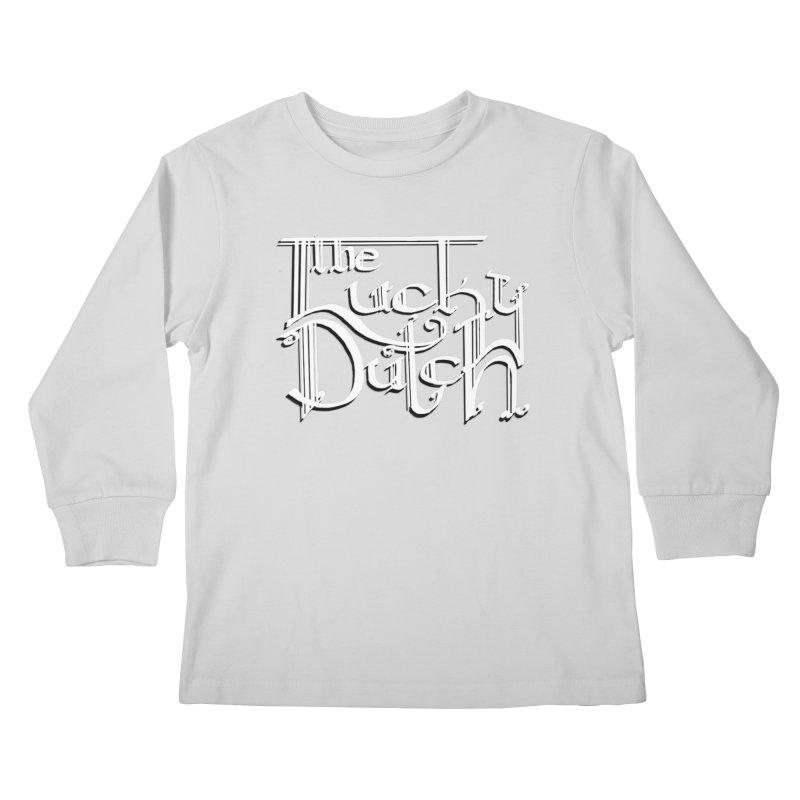 Logo Kids Longsleeve T-Shirt by The Lucky Dutch's Merch Page