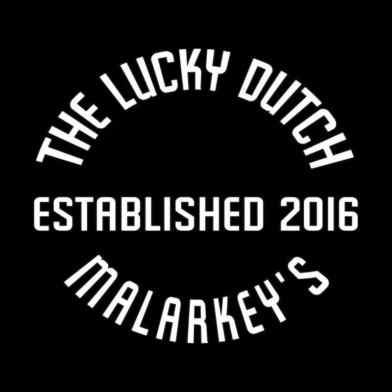 TLD X Malarkey's Men's T-Shirt by The Lucky Dutch's Merch Page