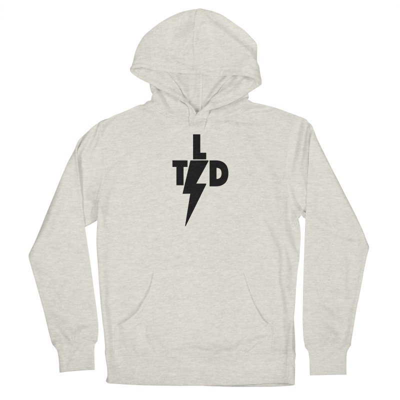 TLD X TCB Men's French Terry Pullover Hoody by The Lucky Dutch's Merch Page