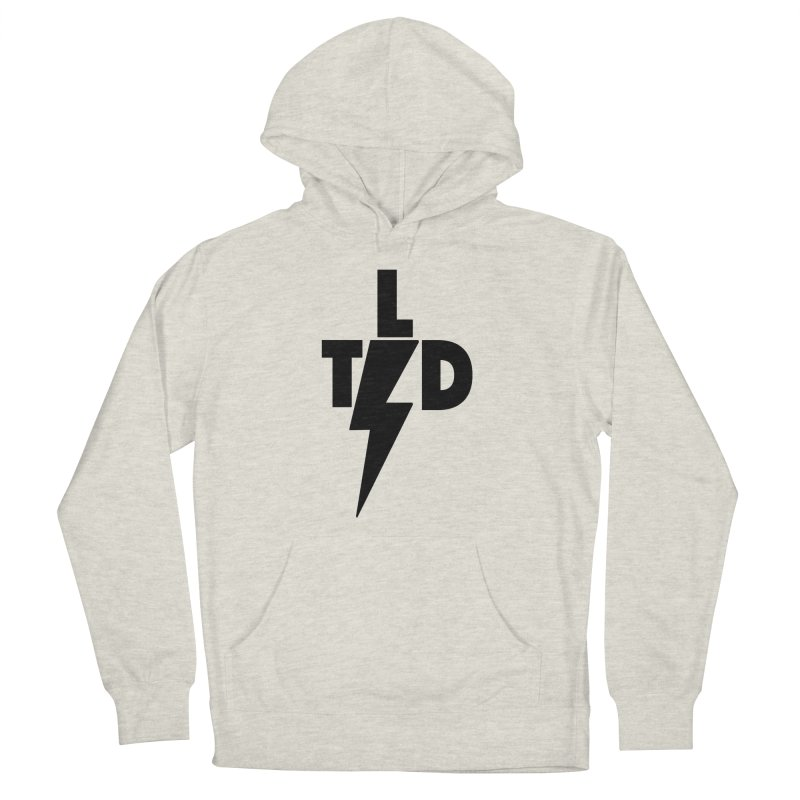 TLD X TCB Women's French Terry Pullover Hoody by The Lucky Dutch's Merch Page