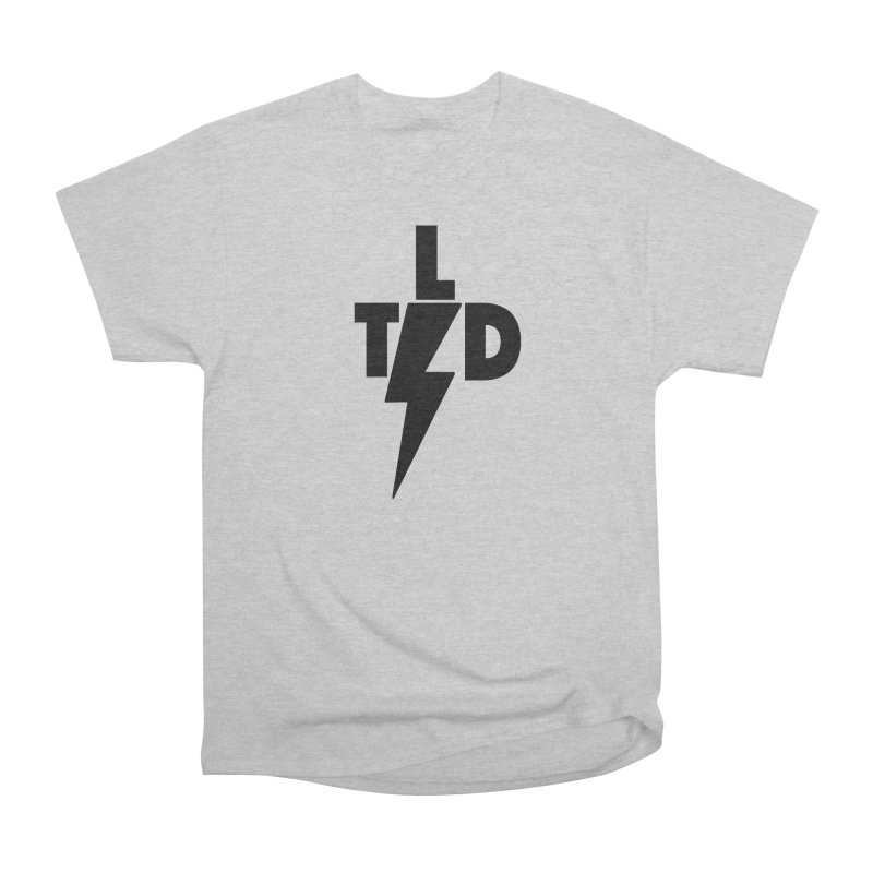 TLD X TCB Women's Heavyweight Unisex T-Shirt by The Lucky Dutch's Merch Page