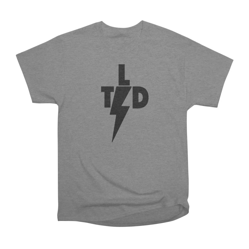 TLD X TCB Men's Heavyweight T-Shirt by The Lucky Dutch's Merch Page