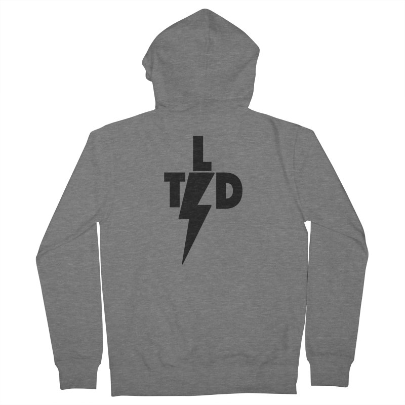 TLD X TCB Women's French Terry Zip-Up Hoody by The Lucky Dutch's Merch Page