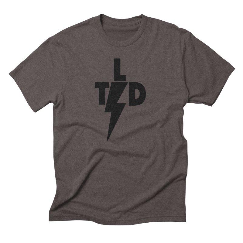 TLD X TCB Men's Triblend T-Shirt by The Lucky Dutch's Merch Page