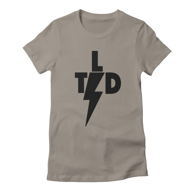 TLD X TCB Women's Fitted T-Shirt by The Lucky Dutch's Merch Page
