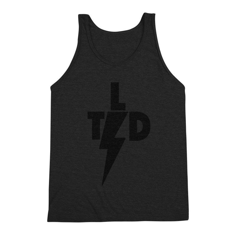 TLD X TCB Men's Triblend Tank by The Lucky Dutch's Merch Page