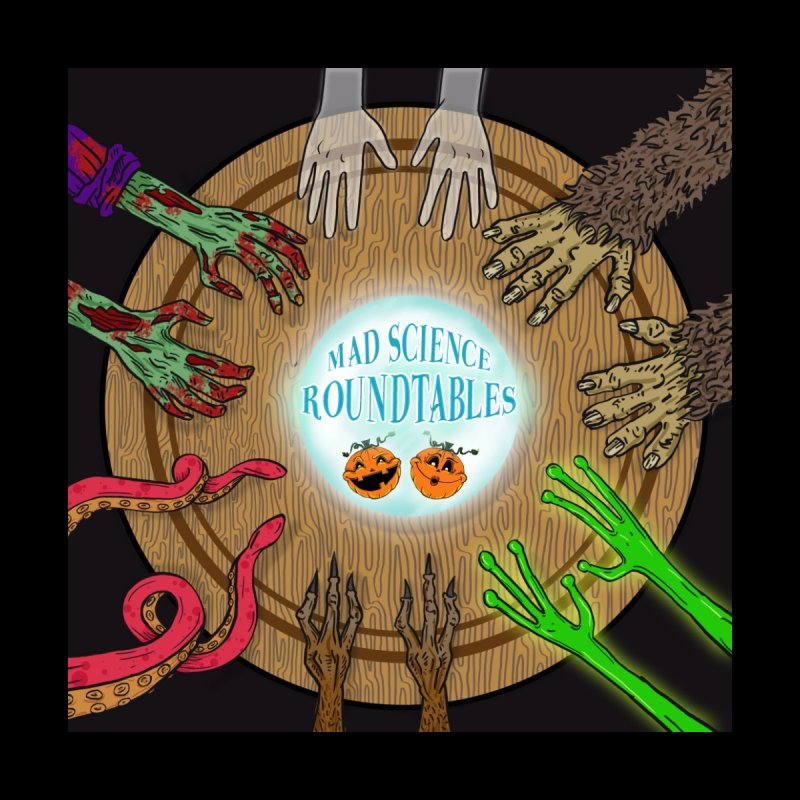 Roundtable Logo by TheMadScientistPodcast's Artist Shop