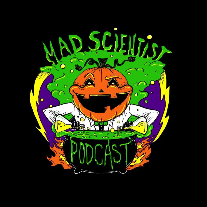 Mad Scientist Main Logo by TheMadScientistPodcast's Artist Shop
