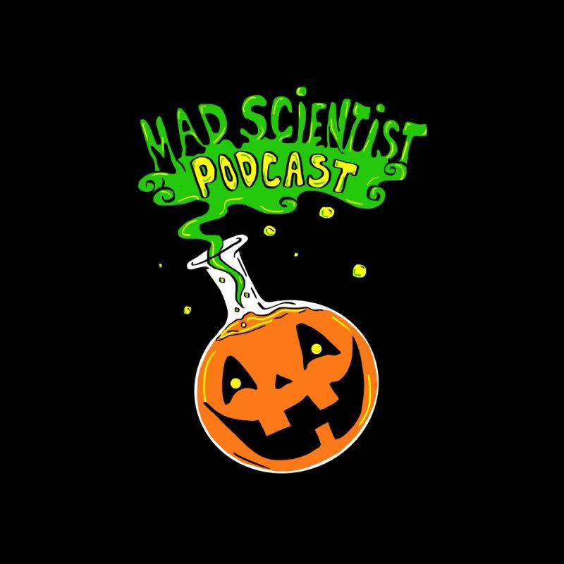 Pumpkin Flask! by TheMadScientistPodcast's Artist Shop