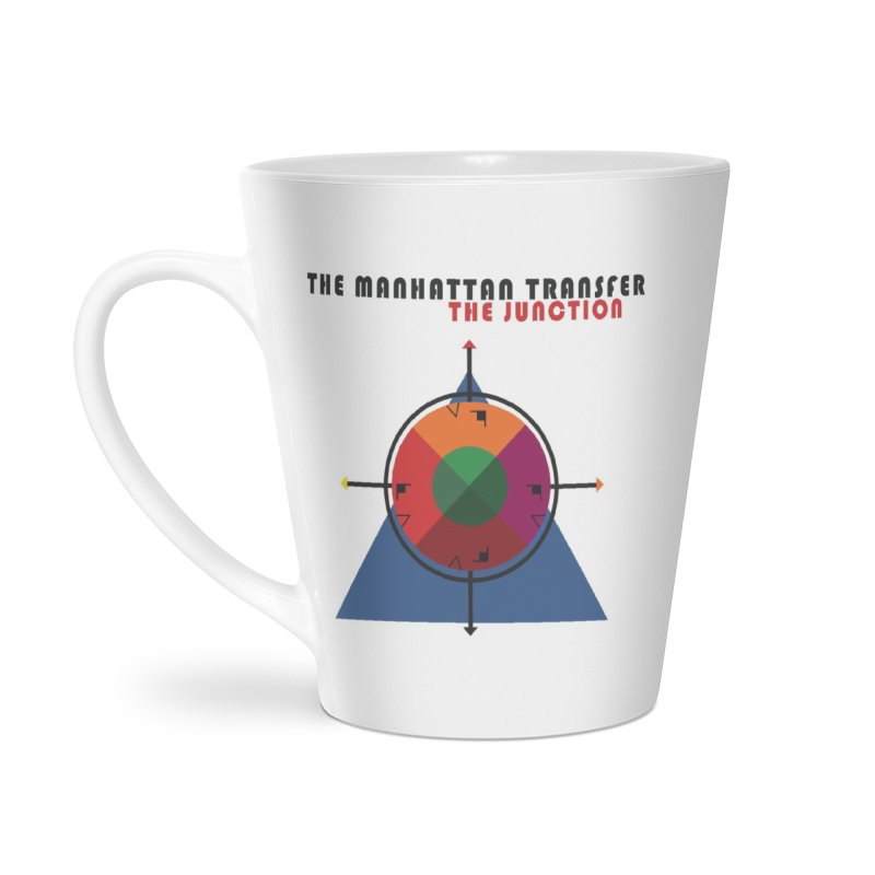 THE JUNCTION Accessories Latte Mug by The Manhattan Transfer's Artist Shop