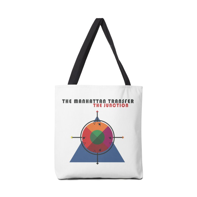 THE JUNCTION Accessories Bag by The Manhattan Transfer's Artist Shop