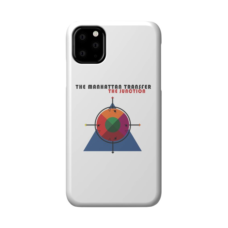 THE JUNCTION Accessories Phone Case by The Manhattan Transfer's Artist Shop
