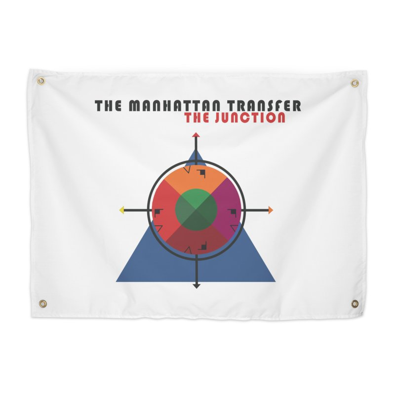 THE JUNCTION Home Tapestry by The Manhattan Transfer's Artist Shop