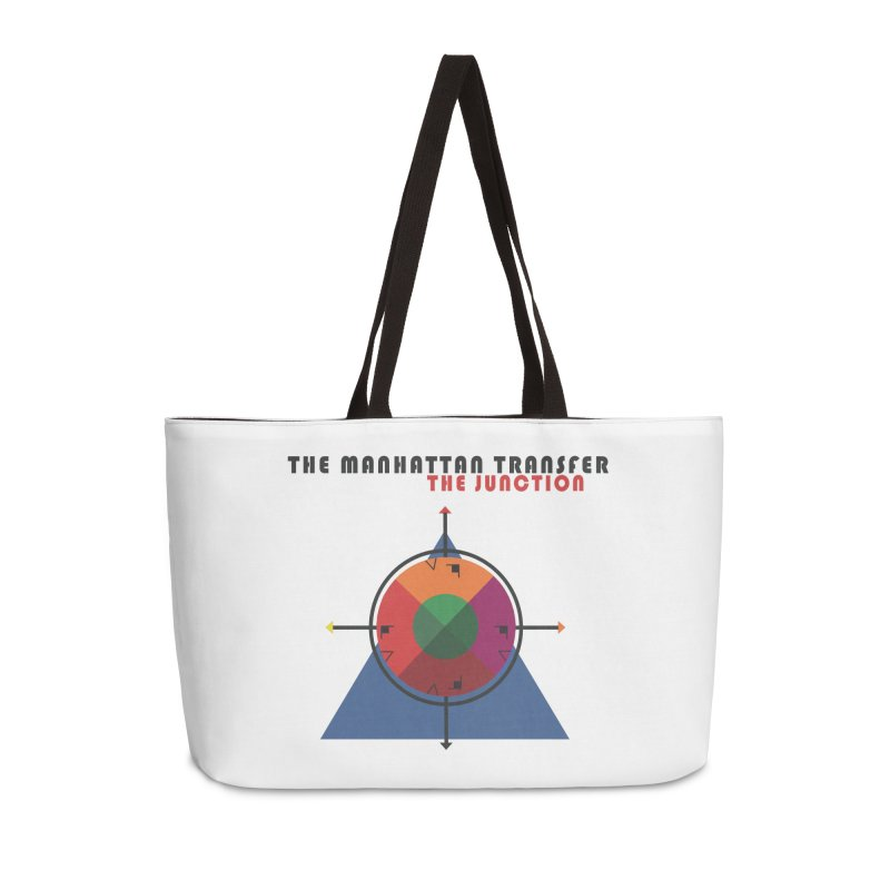 THE JUNCTION Accessories Weekender Bag Bag by The Manhattan Transfer's Artist Shop