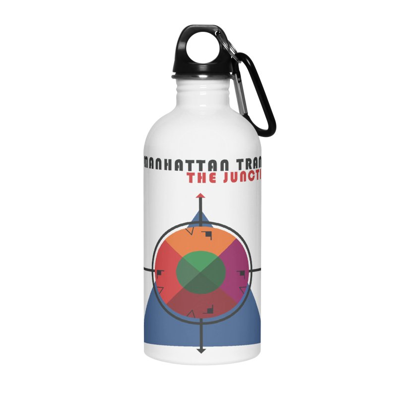 THE JUNCTION Accessories Water Bottle by The Manhattan Transfer's Artist Shop