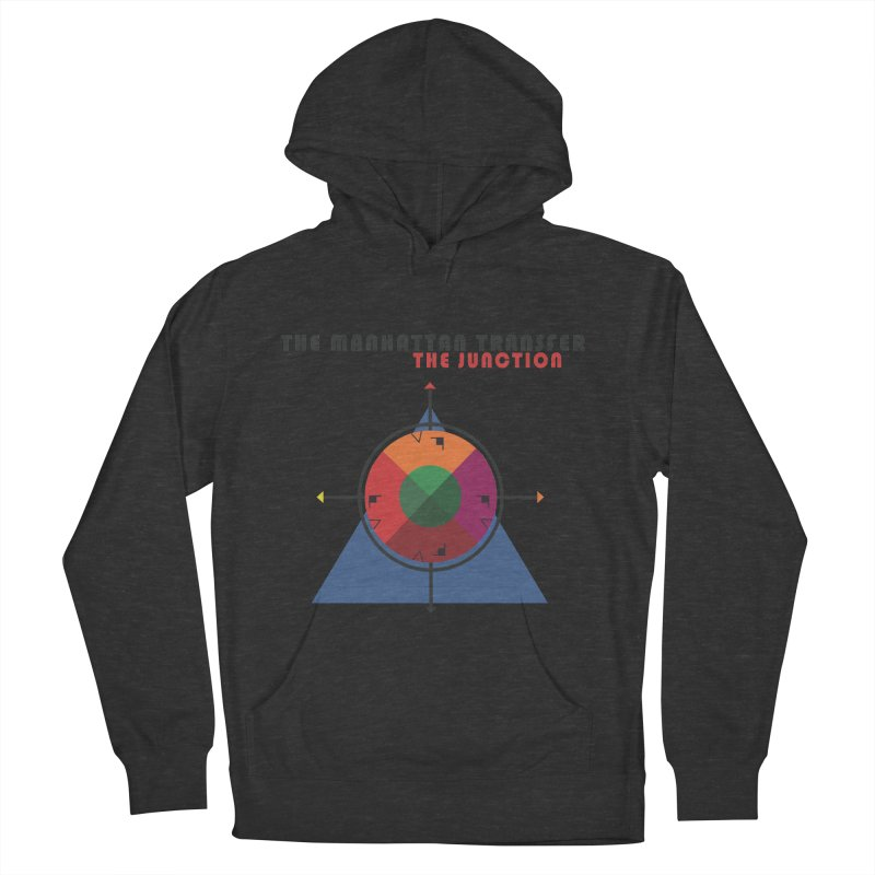 THE JUNCTION Men's Pullover Hoody by The Manhattan Transfer's Artist Shop